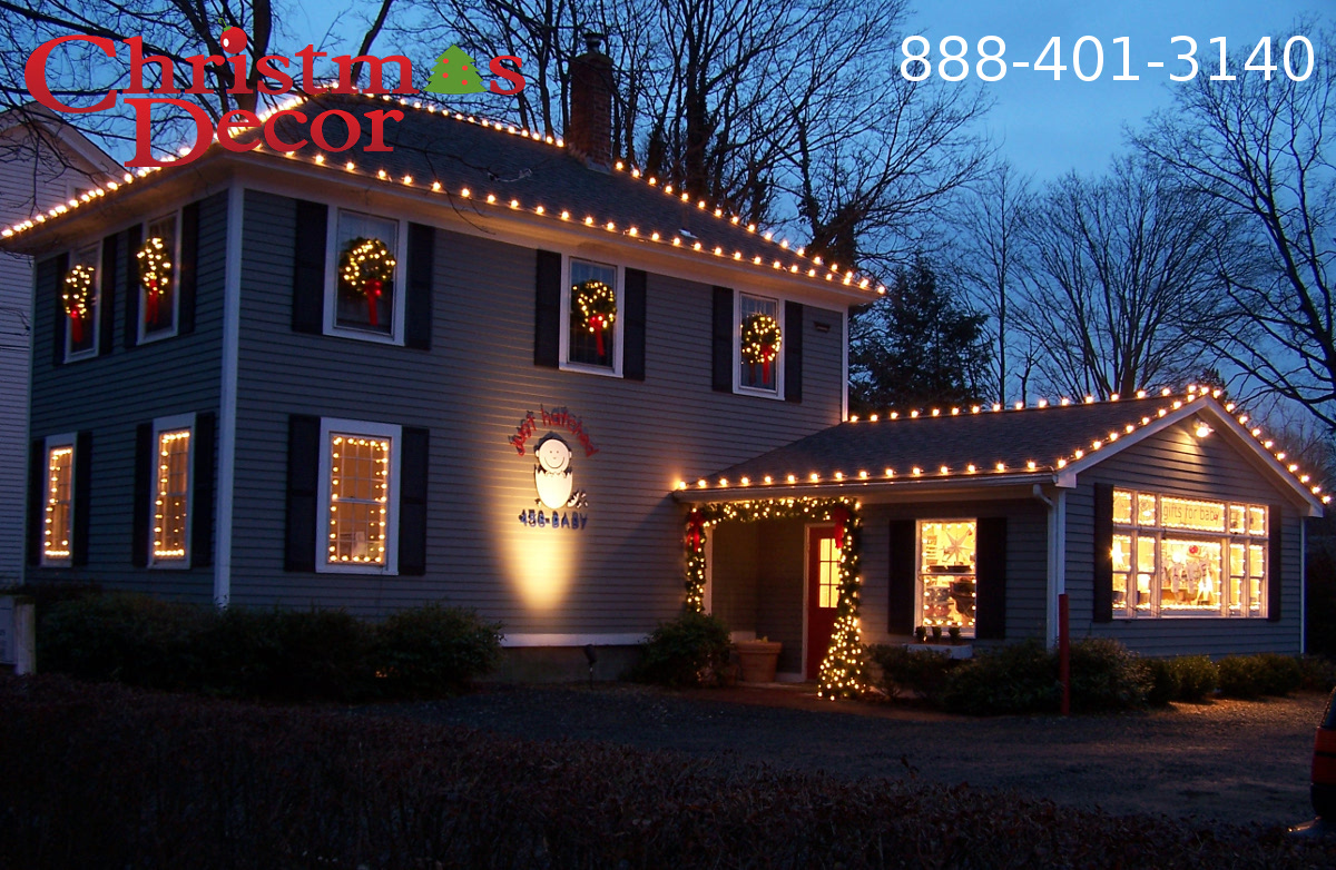 many options to choose from - Professional Christmas Decorators Near Me